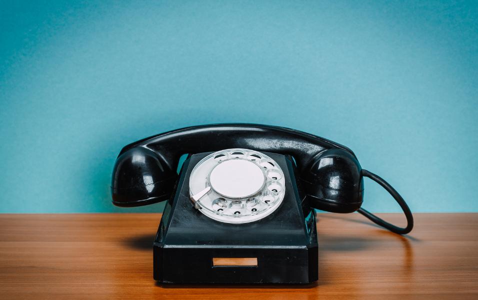 A Phone Call I Missed